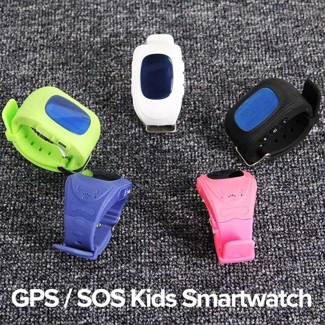 Q50 GPS LBS SOS Kids Children Anti-Lost Smart Watch Tracker Locator SmartBand Smartwatch for Android Phone Iphone Samsung