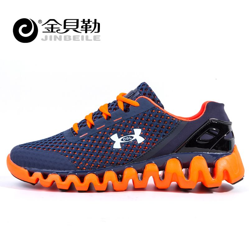 2016 New Breathable Running Shoes For Men Outdoor Sports Sneakers Man High Quality Air Mesh For Running Zapatillas Deporte