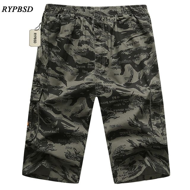 2016 Summer Men Classic wild Camouflage casual shorts Waist straight Quick-drying shorts  movement  Outdoors Shorts