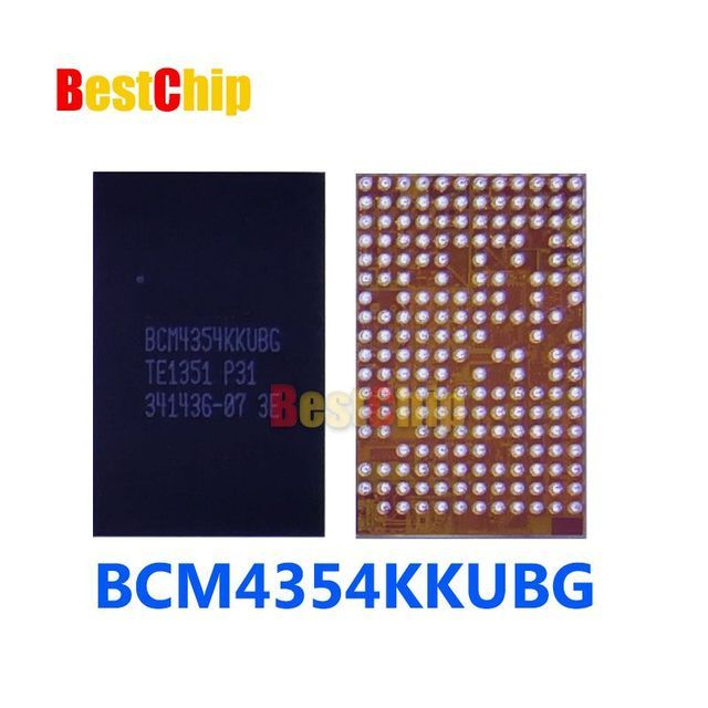 3pcs/lot BCM4354KKUBG BCM4354 for original for tablet T705C T705 t700 T900 WIFI Bluetooth module IC