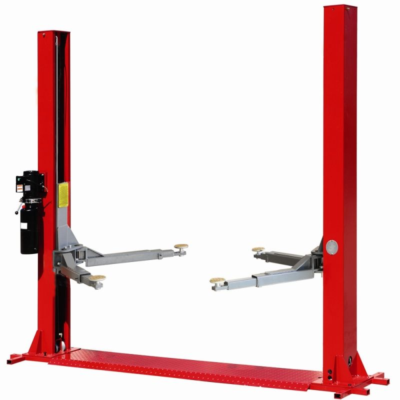 2 Post Auto Car Lift With Capacity 3500kg Well Selling In Myanmar