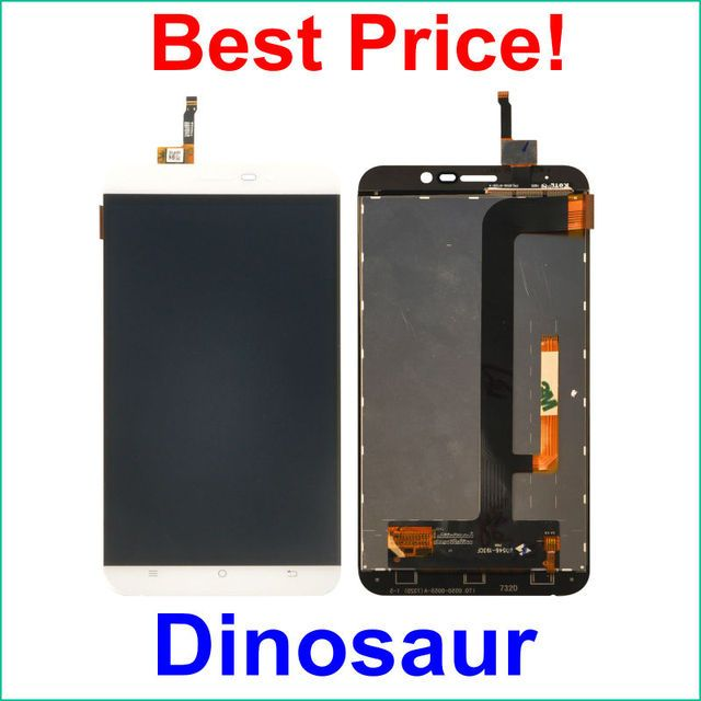 Cubot Dinosaur LCD Display+Touch Screen 100% Original LCD Digitizer Glass Panel Replacement For Cubot Dinosaur +tools