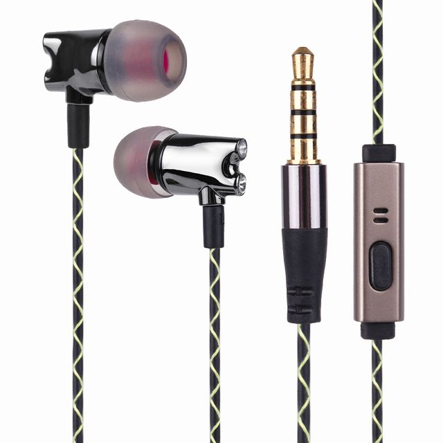 Wooeasy Swing IE800 Earbuds HiFi In-ear Ceramic Earphone Earbud Earbuds Wth Microphone Top Quality HiFi In-Ear Headset