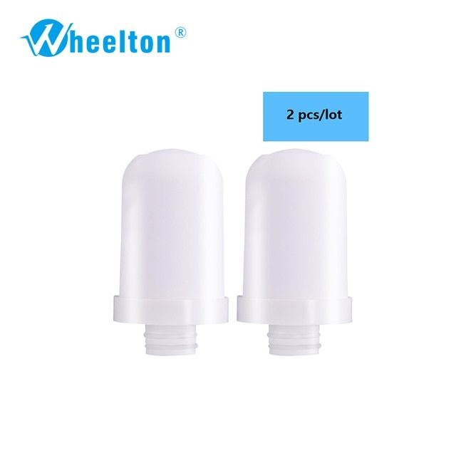 2016 Brand new High Quality  Filter cartridges for  Water filter faucet  LW-89  Water purifier 2pcs/lot Free shipping