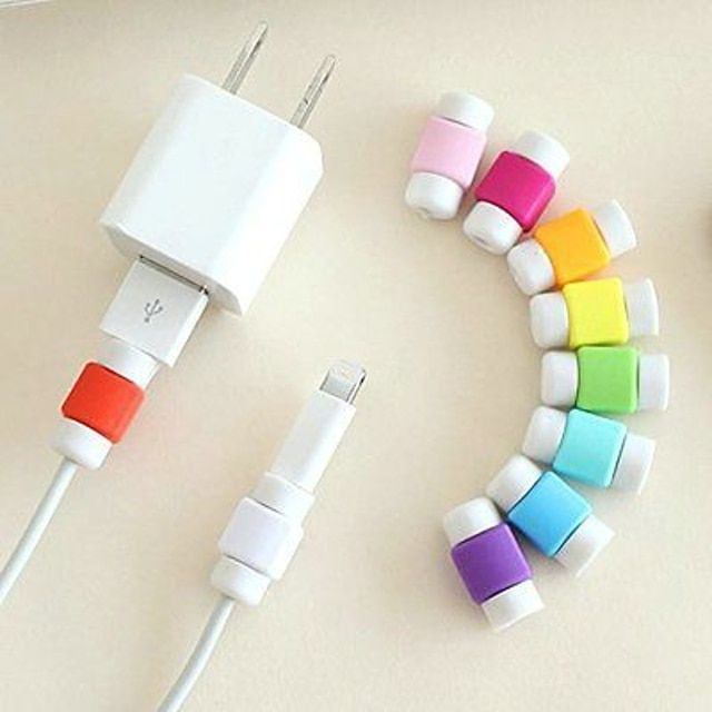 For Apple Iphone 7 7Plus 6 6S 5 5S 5C SE 4 4S Cases For Samsung S4 S5 S6 S7 USB Cable Earphones Accessories Charger Data Cable