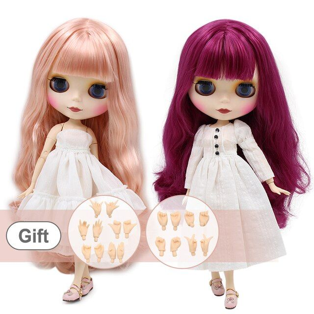 ICY factory blyth doll joint body fashion BJD 30cm 1/6 Nude Factory Dolls toys gift  special price on sale