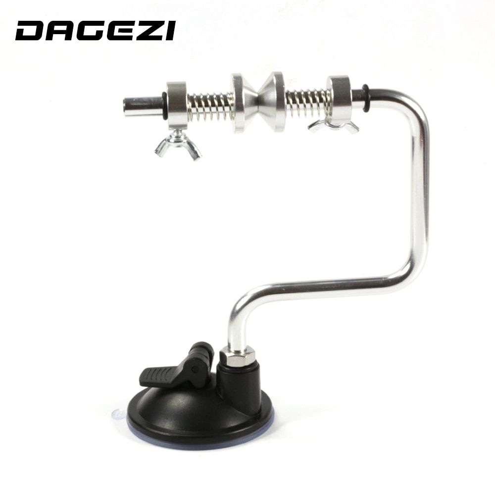 DAGEZI fishing line reels high-quality Aluminum Portable Fishing Lines Winder Reel line Spool Spooler System fishing Tackle