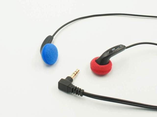 HE 150ohm/150PRO 150ohm High Fidelity Earbuds Earphone