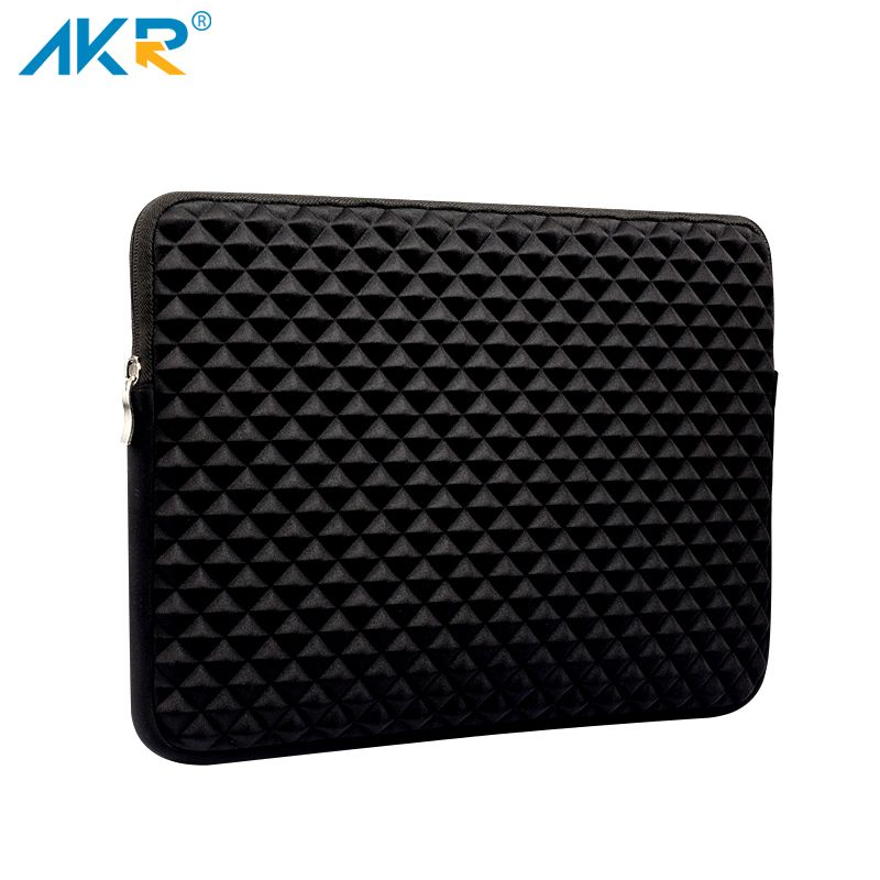 Laptop Sleeve bag For MacBook Air 13 sleeve case Pro Retina 11 12 13 15 inch Shockproof Fashion Diamond Style