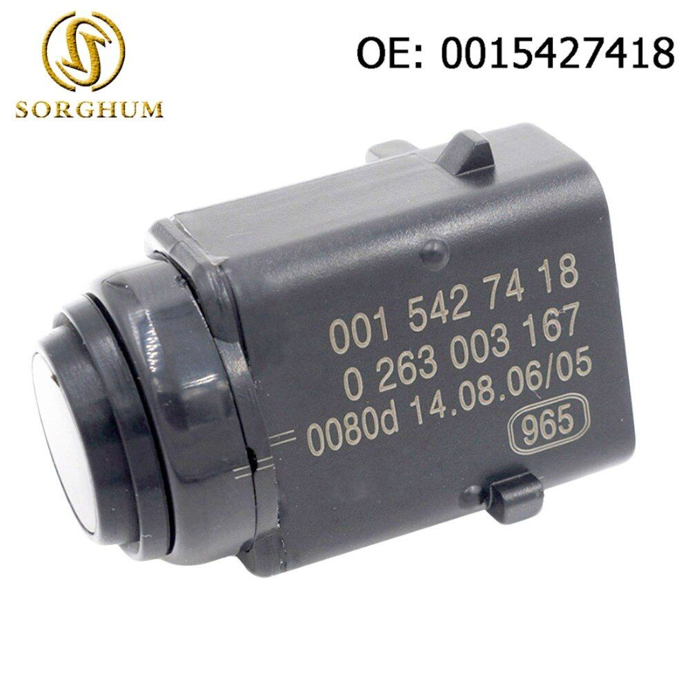 New Parking Distance PDC Sensor 0015427418 0045428718 For Mercedes-Benz W203 W209 W210 W211 W220 W163 W168 W215 W 251 S203 C203