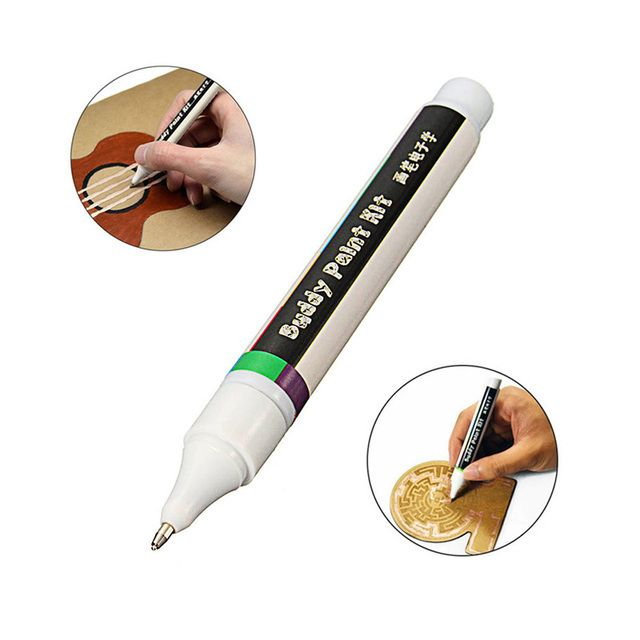 Elecrow Conductive Ink Pen Electronic Circuit Draw Instantly Magical Pen Circuit DIY Maker Student Kids Education Learning Gifts