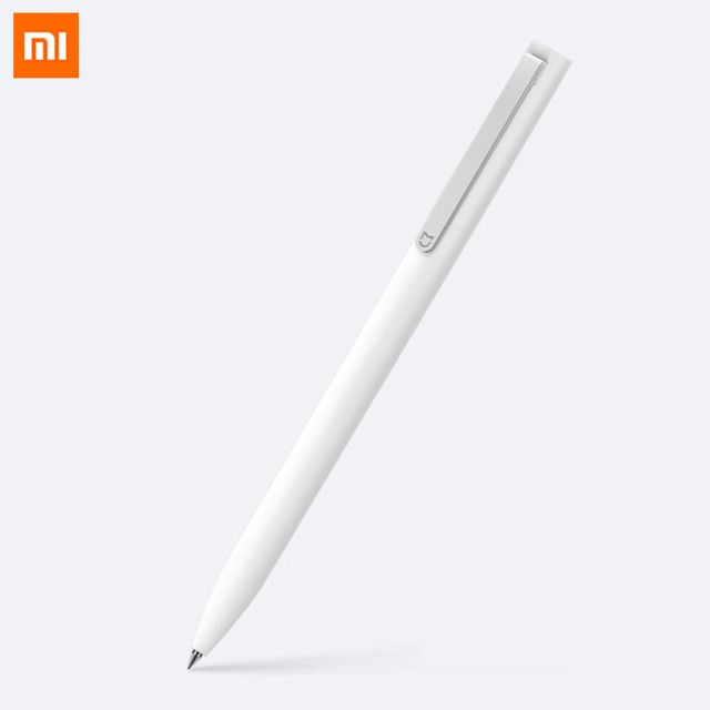 Original Xiaomi Mijia Sign Pens 9.5mm Durable Signing Pens Premec Smooth Switzerland Refill MiKuni Japan Ink