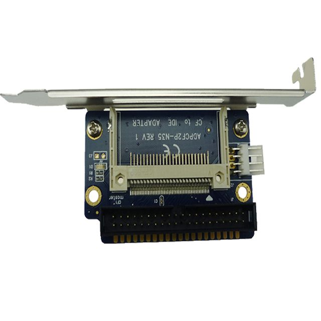 40 Pin CF To IDE Compact Flash Card Adapter Bootable Computer Accessories Wholesale ADP00208