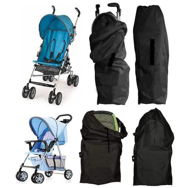 Bag for Wheelchairs Stroller Accessories Baby Carriage Car Air Stroller Oxford Cloth Bag Buggy Case Cover