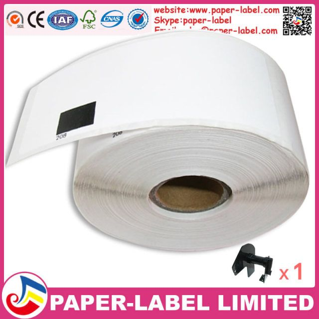 12x Rolls Brother Compatible Labels Address Sticker DK 11208 dk-1208 dk11208 dk1208 dk-11208 bels adhesive Stick thermal paper
