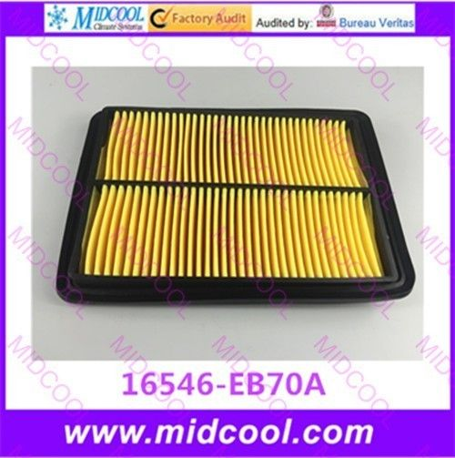 Free shipping High qulality Air Filter cabin filter 16546-EB70A 16546EB70A