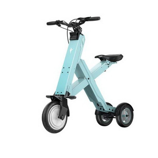 310435/Range of 50 km/8 inch Lithium battery electric car/36V Two rounds of adult electric bikes/High quality cushion