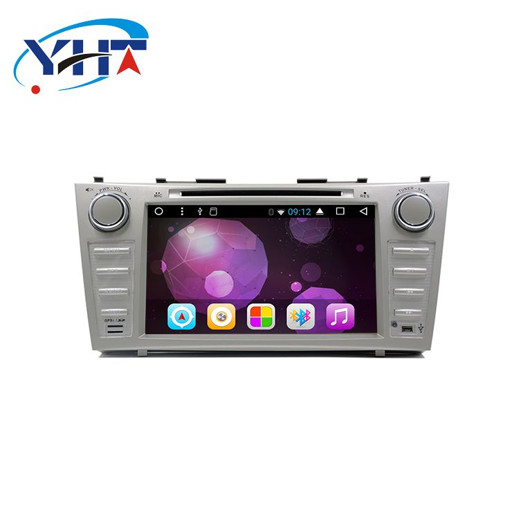 Quad Core Android 7.1 Quad Core 1024*600  for TOYOTA CAMRY 2007 2008 2009 2010 2011 Car DVD Navigation GPS Radio