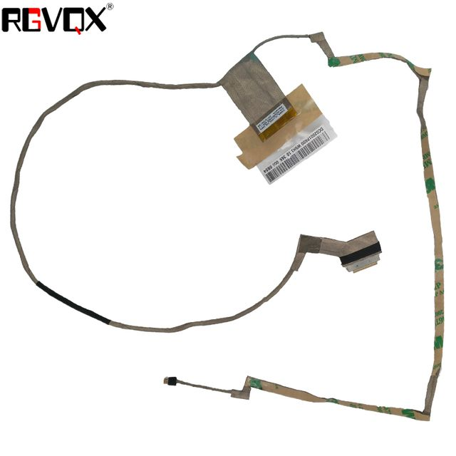 New Original LCD LED Video Flex Cable For LENOVO G500 G505 G510 Display Screen Cable LCD LVDS VIDEO PN:DC02001PR00