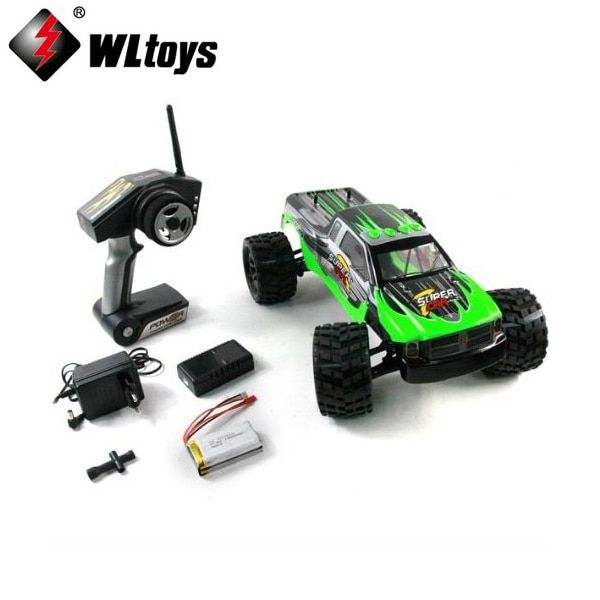 WLtoys L969 2.4G 1:12 Scale Remote Control Cross Country Off Road Racing RC Car
