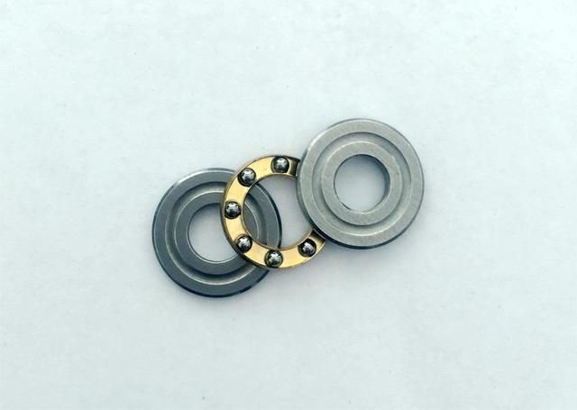 50Pcs F2-6M Axial Ball Thrust Bearings 2mm x 6mm x 3mm