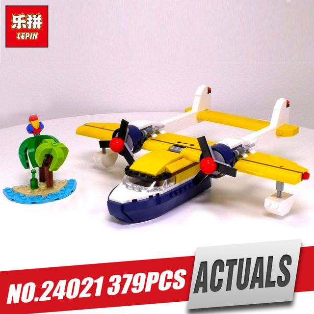 Lepin 24021 Changing Series The Pirate Adventure Tour Set Children Educational Building Blocks Bricks Toys Model legoing 31064