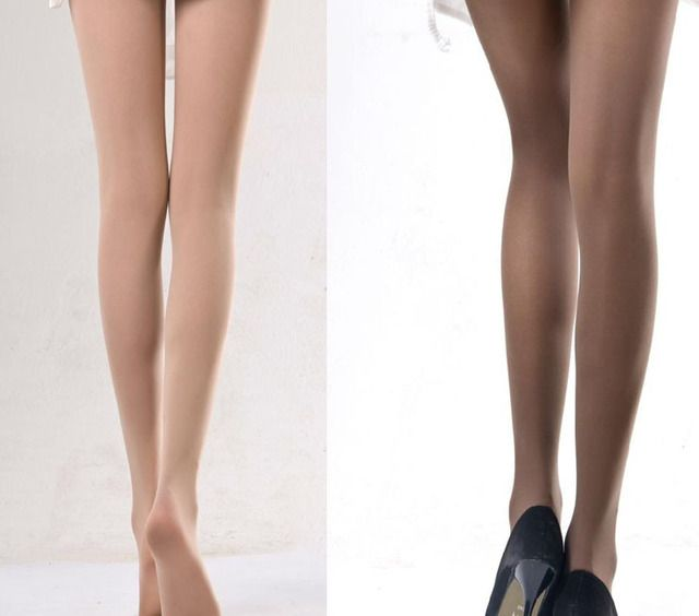 2016 Women Fashion High Quality Crystal Tight Stockings Female Knee Sexy Pantyhose Nylon Tights SW001