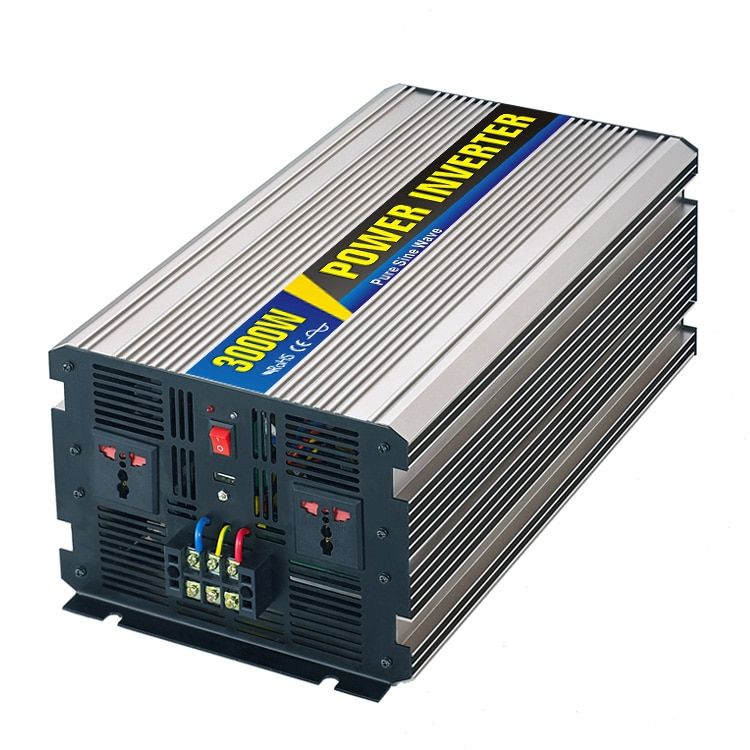 Hot Selling 3000W Inverter 48V to 220V Off Grid Inverter 3KW 220V Inverter for Solar Panel Solar System