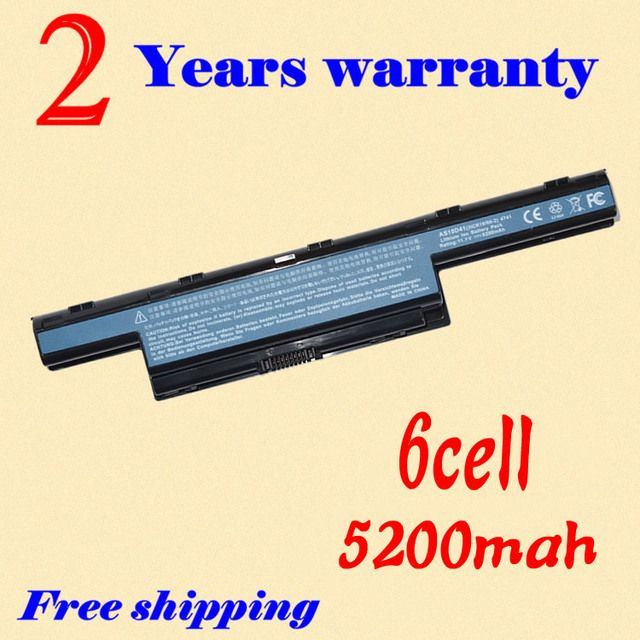 JIGU Laptop Battery BT.00605.065 BT.00607.126 BT.00605.062 BT.00606.008 For Acer Aspire 4738Z 4738G 4738ZG