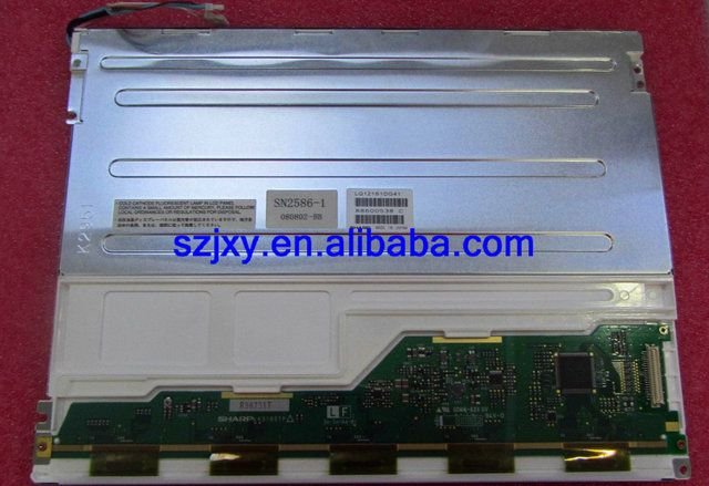 LQ121S1DG41    lcd screen in stock with good quality and touch screen sales