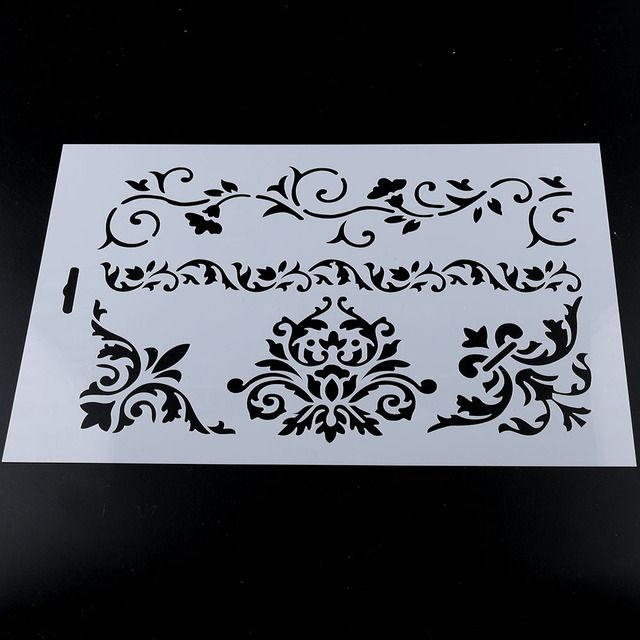 1Pc DIY Craft Flower Layering Stencils Scrapbooking Stamping Stamps Album Decorative Embossing Paper Cards