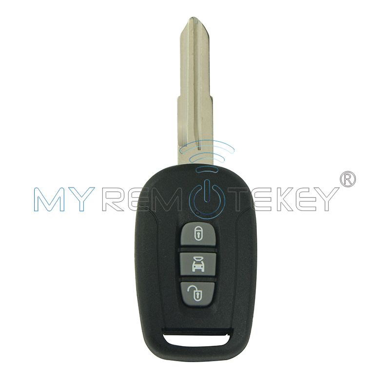 Remote car key for Chevrolet Captiva Opel Antara 2006 2007 2008 2009 3 button 433Mhz With ID46 Chip remtekey