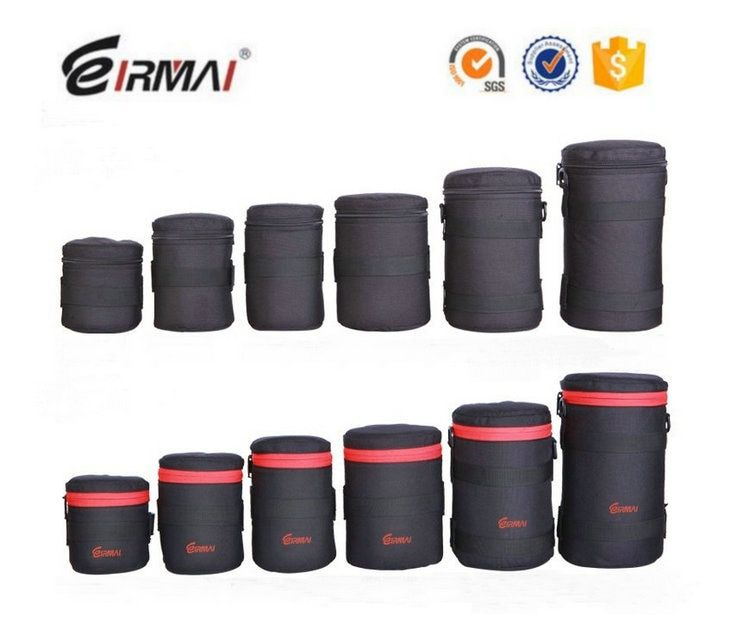 NEW Functional lens bags dslr camera bag for lens eirmai lens camera waterproof bag high quality bags
