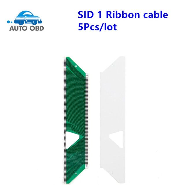 Wholesale 5pcs/lot SID 1 Ribbon cable For Saab 9-5 SID 1 Pixel Repair Ribbon cable 9-3 LCD Display instrument cluster