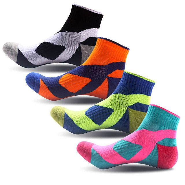 2018 new Men Socks Fashion Thick Breathable combed Cotton Casual socks high quality Brand Sporting men socks, 8pcs=4pairs/lot