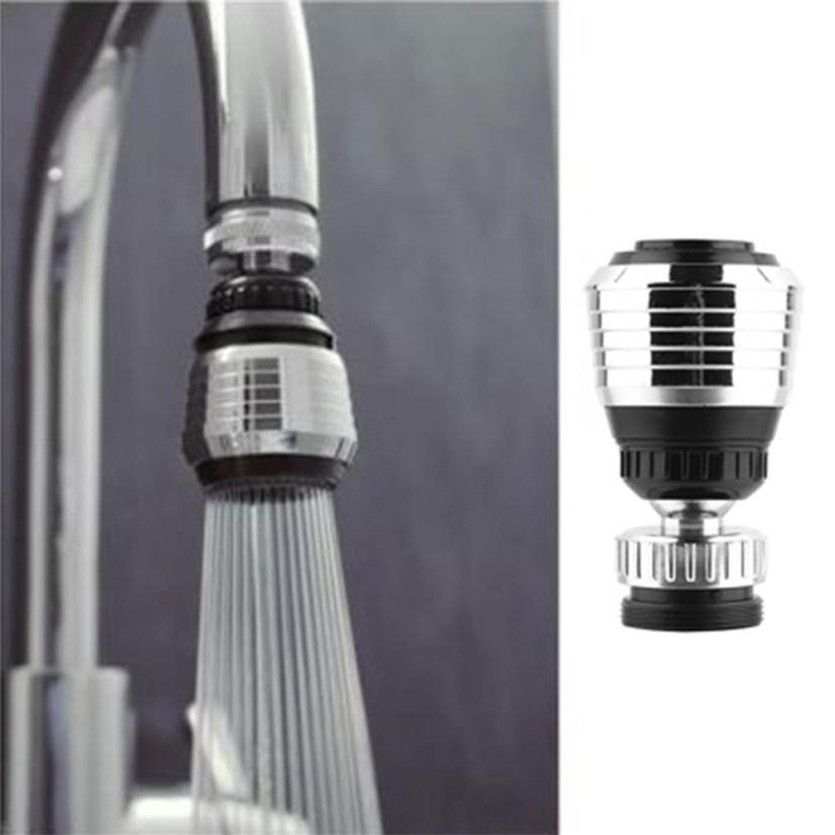 New Qualified 360 Rotate Swivel Faucet Nozzle Torneira Water Filter Adapter Water Levert Dropship dig6627