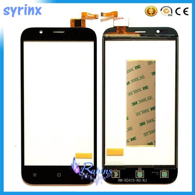 "5.0 "" Mobile phone Touch Screen Digitizer For Ark Benefit M5 Replacement Parts Screen Touch Panel Touchscreen Sensor Front Glass"