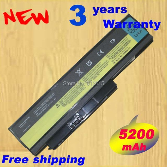 for Lenovo 0A36317 6 Cell Battery  for Thinkpad Models X220t/X220/X220t/X220 Tab