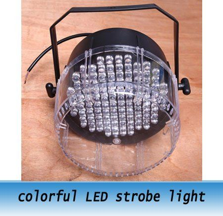 30W AC 110V -220V Flash LED Stage Lighting Effect  Sound-controlled Laser Stage Disco DJ Light