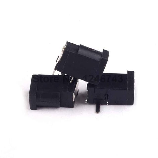 20PCS DC Socket DC-002 Power Socket 3.5*1.1mm DC002