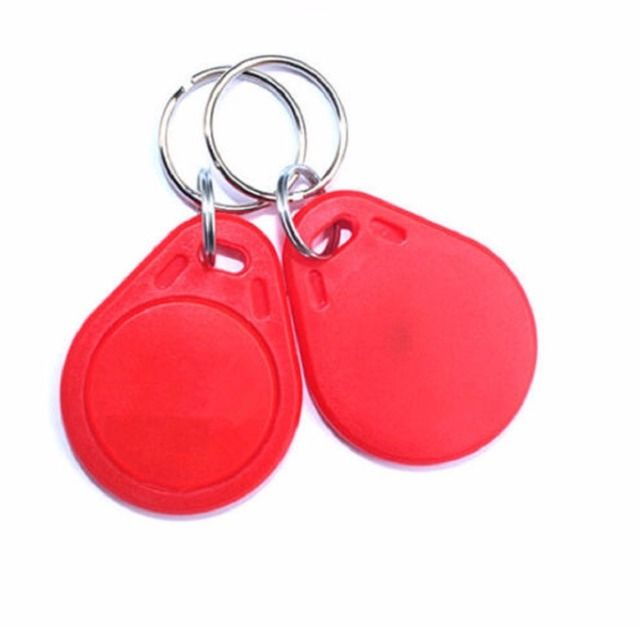 3# 100pcs/ packaged Read write CHIP T5577 Key Fobs Proximity Access Key Tags