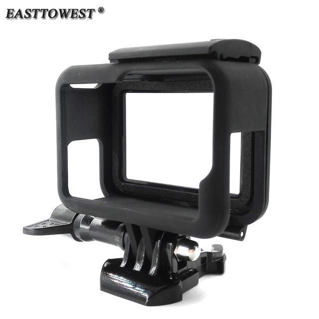 Easttowest For Gopro Hero 5 Accessories Standard Protective Frame Mount Skeleton Housing Case Shell For Gopro Hero 5
