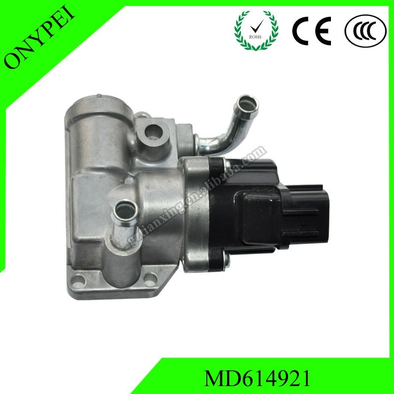 MD614921 free shipping Idle Air Control Valve For Mitsubishi Lancer Evolution 2.0L