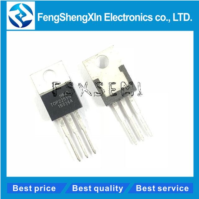 10pcs/lot  TOP225YN TOP225Y TO-220  power management chip