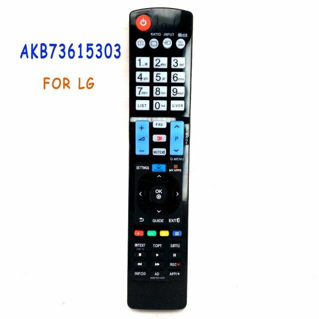 New Remote Control AKB73615303 For LG 3D SMART TV AKB73615302 5306 5309 AKB73615362 60LA8600 60PH6700 42LM660T 60PM680S 42LS570S