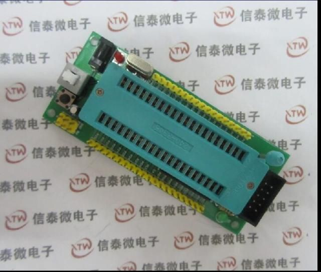ATMEGA32 AVR Single chip System Board Minimum compatible STC Single chip System Board Minimum
