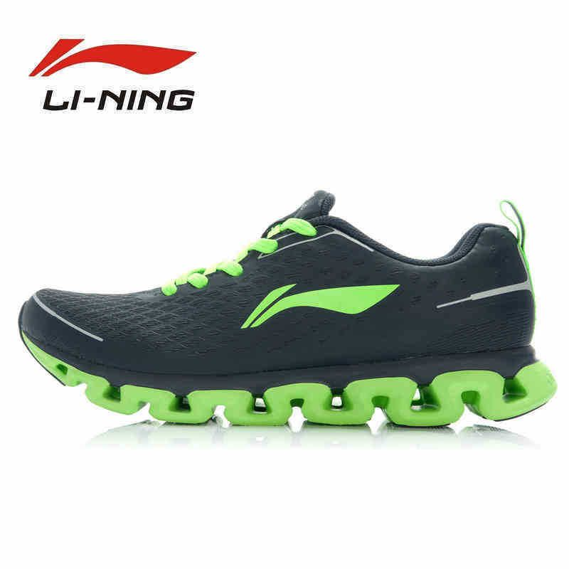 Li-Ning original new men's running shoes LI Ning Arch 4 Sneakers portable shoes for men Breathable mesh sports shoes ARHJ035