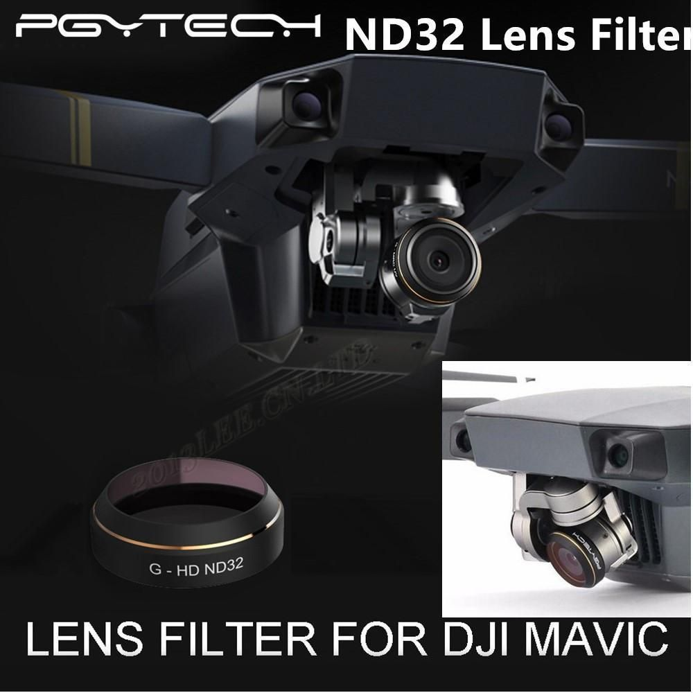PGY Mavic Pro Lens Filter ND32 HD Filters for DJI Mavic Pro Quadcopter Drone Camera lens