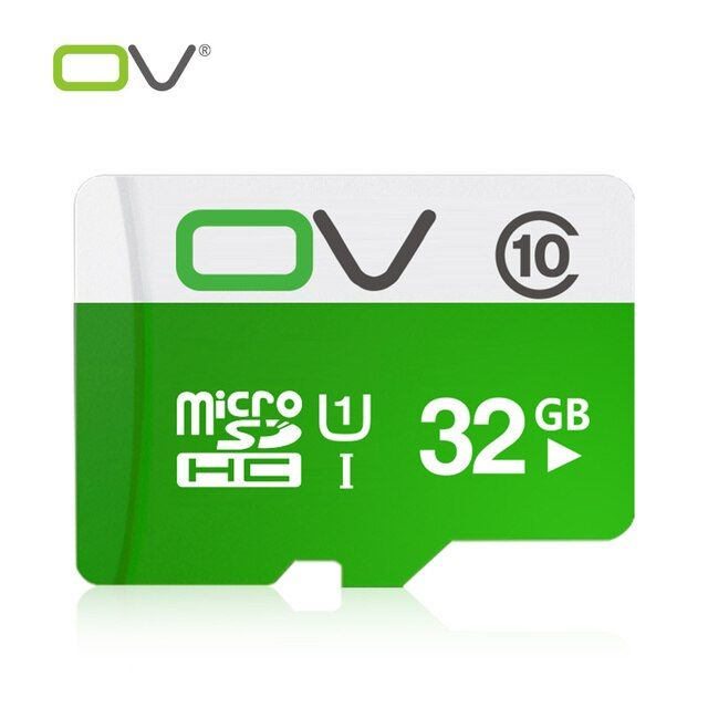 OV Brand New Certified memory card 32GB micro sd card class10 SDHC UHS-1 flash card for Smartphone
