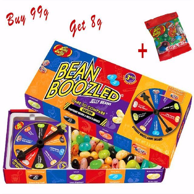 Buy one get one Click to view larger image 1 each JELLY BEAN BOOZLED BELLY CANDY GAME EXTREME PARTY gift 1 BOX FREE SHIP